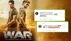 'War' Trailer: Sussanne Khan and Disha Patani just can't stop gushing over this Hrithik-Tiger starrer