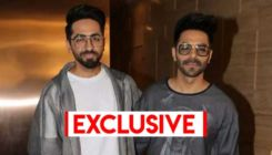 Aparshakti Khurana opens up on working with brother Ayushmann Khurrana