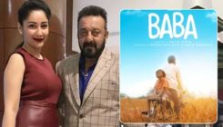 'Baba': Sanjay and Maanayata Dutt's first Marathi production heads to Golden Globes