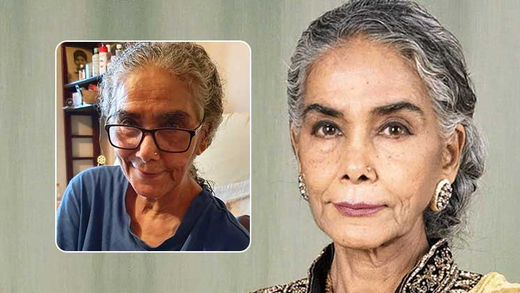 National Film Award winner Surekha Sikri is recovering from a brain stroke | Bollywood Bubble