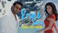 'Enni Soni' song: Prabhas and Shraddha Kapoor's palpable chemistry will win your heart