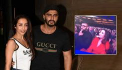 Arjun Kapoor doesn't like anyone flirting with his girlfriend Malaika Arora and this video is proof - watch