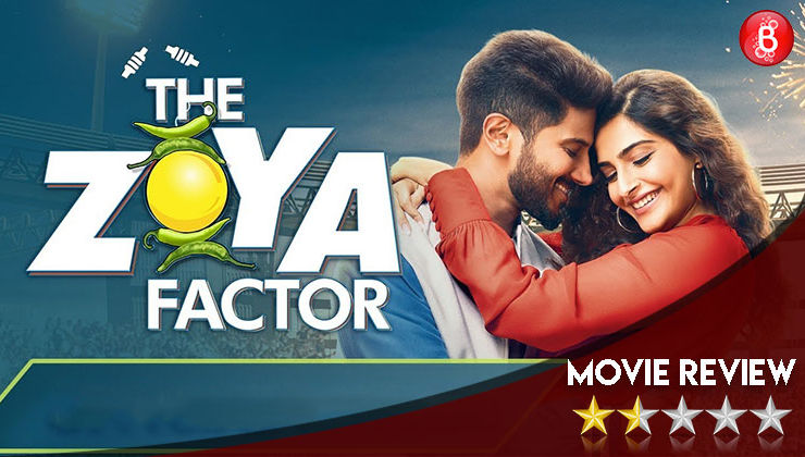 'The Zoya Factor' Movie Review: Dulquer Salmaan-Sonam Kapoor's cricket film gets clean bowled!