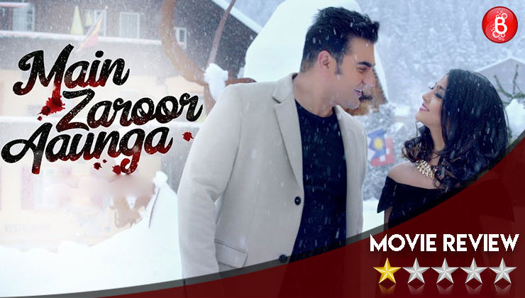 'Main Zaroor Aaunga' Movie Review: Arbaaz Khan is the only saving grace in this botched up horror-thriller