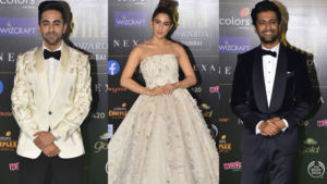 IIFA Awards 2019: Ayushmann Khurrana, Sara Ali Khan, Vicky Kaushal dazzle at the green carpet