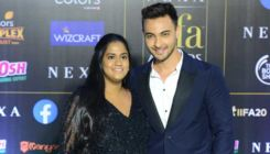 Aayush Sharma confirms Arpita Khan's pregnancy; says,