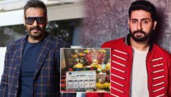 'The Big Bull': Abhishek Bachchan kick-starts shooting of this Ajay Devgn production