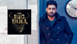 'The Big Bull': Abhishek Bachchan shares the first poster of his upcoming film