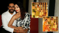 Aishwarya Rai Bachchan's throwback baby shower pictures are priceless