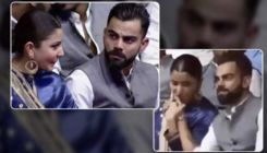 Anushka Sharma kissing Virat Kohli's hand will give you major couple goals