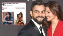Anushka Sharma and Virat Kohli's latest beach pic gets memers' creative juices flowing