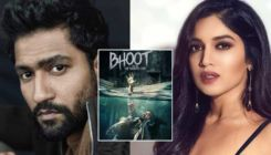 'Bhoot' Part 1 Poster: Vicky Kaushal and Bhumi Pednekar starrer is sure to send chills down your spine