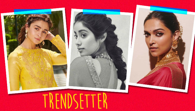 Deepika Padukone, Alia Bhatt, Janhvi Kapoor give hairstyle inspiration for this festive season