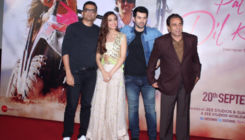 'Pal Pal Dil Ke Paas': Dharmendra is all praise for Karan Deol and Sahher Bambba at the trailer launch