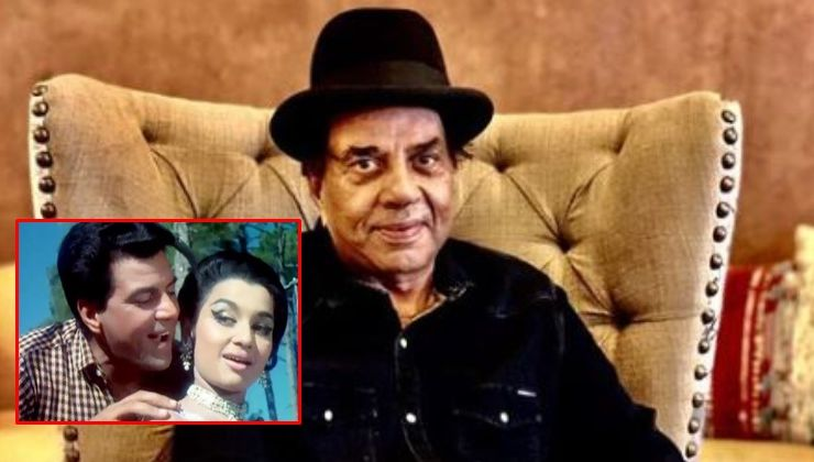 Here's why Dharmendra used to eat onions while shooting with Asha Parekh