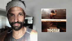 'Toofan' Poster: Farhan Akhtar all set to bring 'toofan' as a boxer with this sports drama