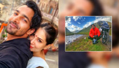 Kim Sharma's ex-BF Harshvardhan Rane's unique audition for a motorcycle film
