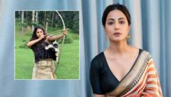 Hina Khan to play a visually impaired character in her upcoming movie 'Country Of Blind'