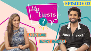 Jackky Bhagnani and Asees Kaur reveal secrets of their first auditions and rejections