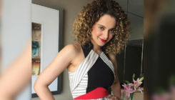 Kangana Ranaut spills the beans on her first kiss; says, It wasn't magical at all, it was messy