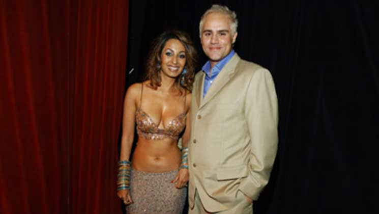 Kashmira Shah And Brad Listermann