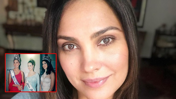 Lara Dutta's priceless throwback picture with Priyanka Chopra and Dia Mirza is pure gold | Bollywood Bubble