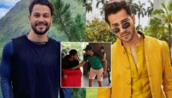 'Lootcase': Kunal Kemmu gets into a tiff with Varun Dhawan over his red bag - watch hilarious video