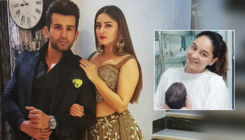 Jay Bhanushali and wife Mahhi Vij finally reveal their daughter's name- watch video