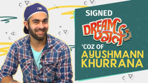 Manjot Singh: Signed 'Dream Girl' only because of Ayushmann Khurrana