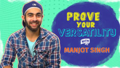 Manjot Singh MIMICS iconic dialogues in his QUIRKY way