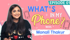 Monali Thakur flaunts her son's photo and her most romantic picture