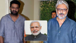 Confirmed: Sanjay Leela Bhansali to make Narendra Modi's biopic; Prabhas launches the first look of 'Mann Bairagi'