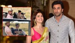 Alia Bhatt and Ranbir Kapoor's romantic getaway pictures are breaking the internet-view pics