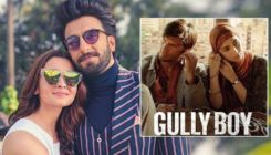 'Gully Boy': Ranveer Singh and Alia Bhatt are 'thrilled' on selection of the film as India's entry to Oscars