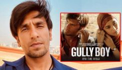 'Gully Boy': Ranveer Singh and Alia Bhatt starrer is India's official entry for Oscars 2020
