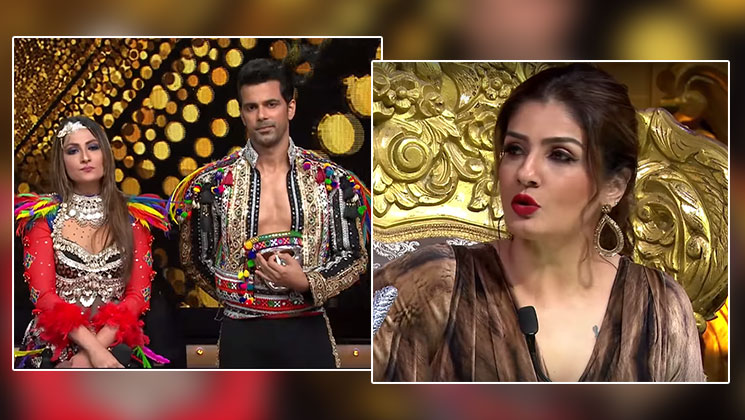 Nach Baliye 9: Raveena slams Urvashi for speaking against the show  | Bollywood Bubble