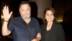 Rishi Kapoor is back in India after almost a year of cancer treatment