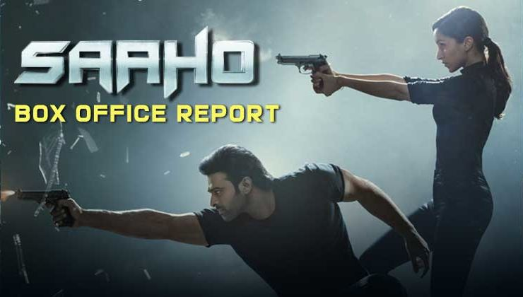 'Saaho' Box-Office Report: Prabhas-Shraddha Kapoor starrer maintains its performance on Day 2