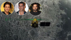 Chandrayaan 2: Shah Rukh Khan, Akshay Kumar, R. Madhavan praise ISRO for their commendable efforts