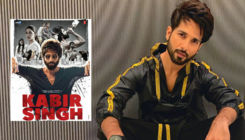 Shahid Kapoor defends 'Kabir Singh'; asks,