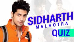 Sidharth Malhotra Quiz: How well do you know the handsome hunk?