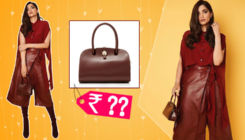 Sonam Kapoor flaunts a micro Ladybird bag; any guess how much does it cost?