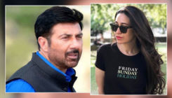Railways file charges against Sunny Deol and Karisma Kapoor in chain pulling case