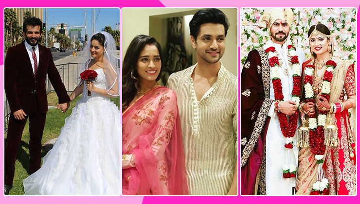 TV celebs who surprised us by getting married secretly