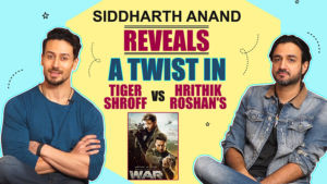 Tiger Shroff vs Hrithik Roshan's 'War' has a twist in tale, reveals director Siddharth Anand