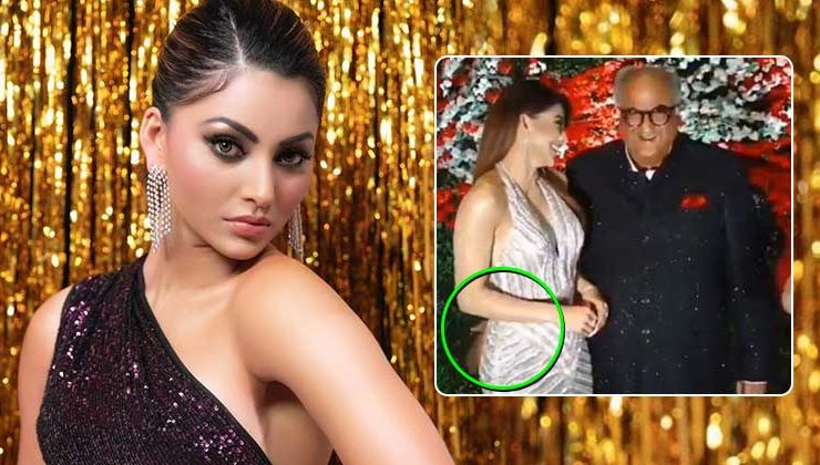 After 5 months, Urvashi Rautela has THIS to say on the controversial video with Boney Kapoor