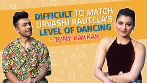 Difficult to match Urvashi Rautela's level of dancing: Tony Kakkar
