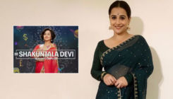 'Shakuntala Devi' first look: Meet Vidya Balan as the child prodigy and math genius
