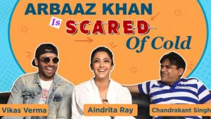 Arbaaz Khan is scared of cold, reveals 'Main Zaroor Aaunga' stars Vikas Verma and Aindrita Ray