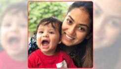 As Zain turns one, mom Mira Rajput wishes her 'big baby boy' with an adorable post